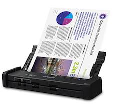 Epson Workforce ES 200 Portable Document Scann